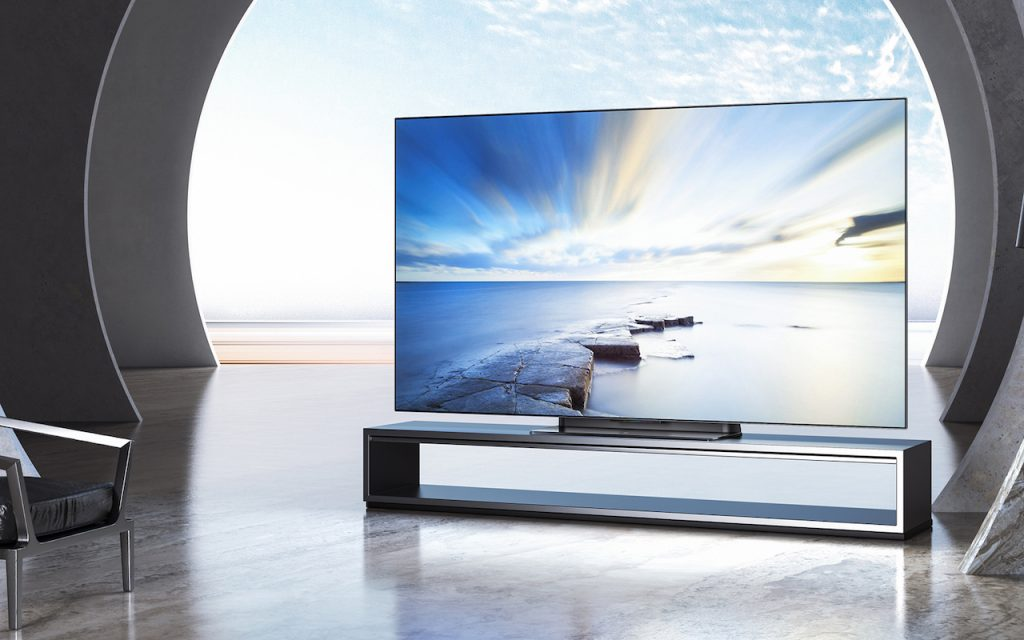 Xiaomi launches Mi TV LUX 65-Inch OLED with 120Hz refresh rate and HDR10+