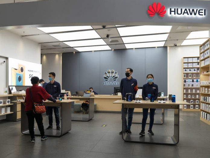 Huawei plans to invest £10m to open three new stores in the UK