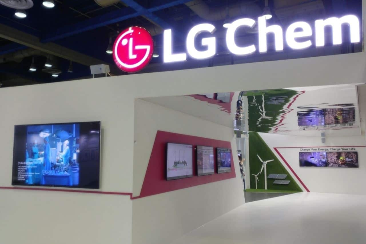 LG Chem claims top spot in global EV battery usage