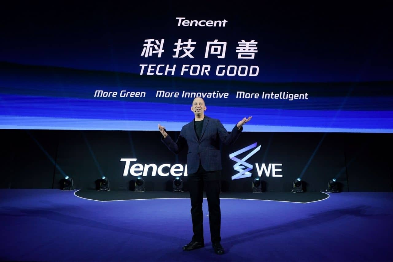Chinese conglomerate Tencent grabs minority share in French developer Voodoo Games