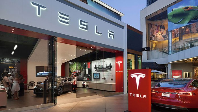 Tesla sets up insurance broker company in China to provide better financial services