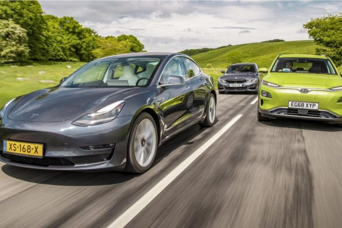 Tesla Model 3 success prompts Hyundai to move to electric engines