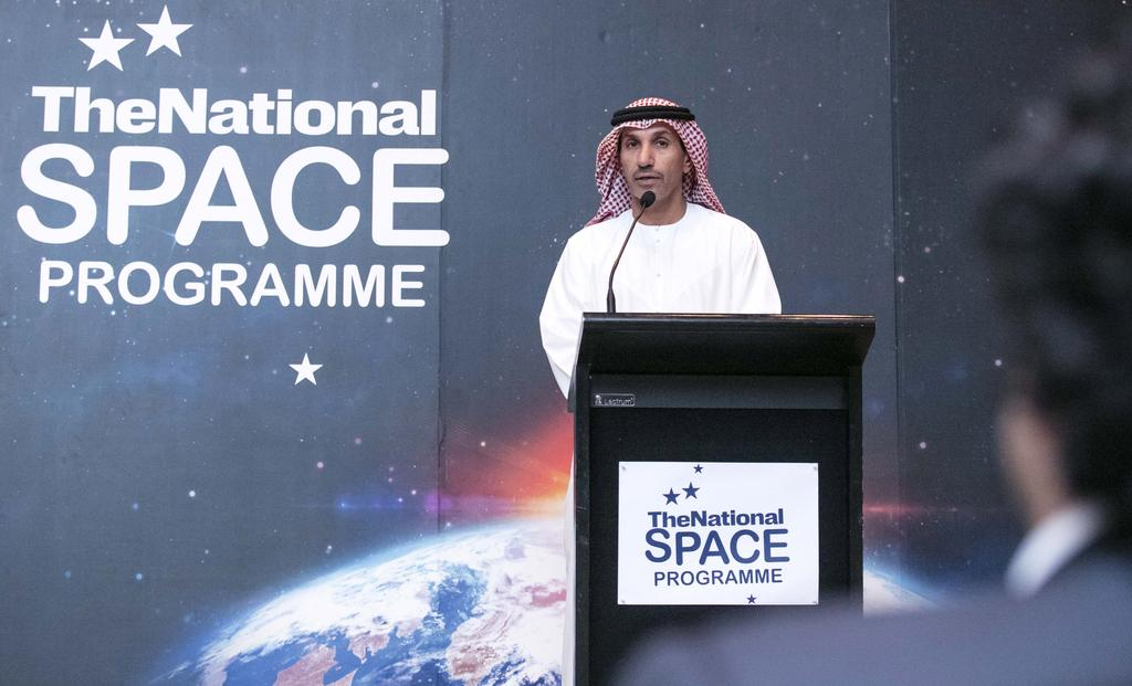 UAE plans to launch two navigation satellites