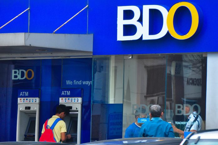 Filipino banking giant BDO loses access to online services on payday