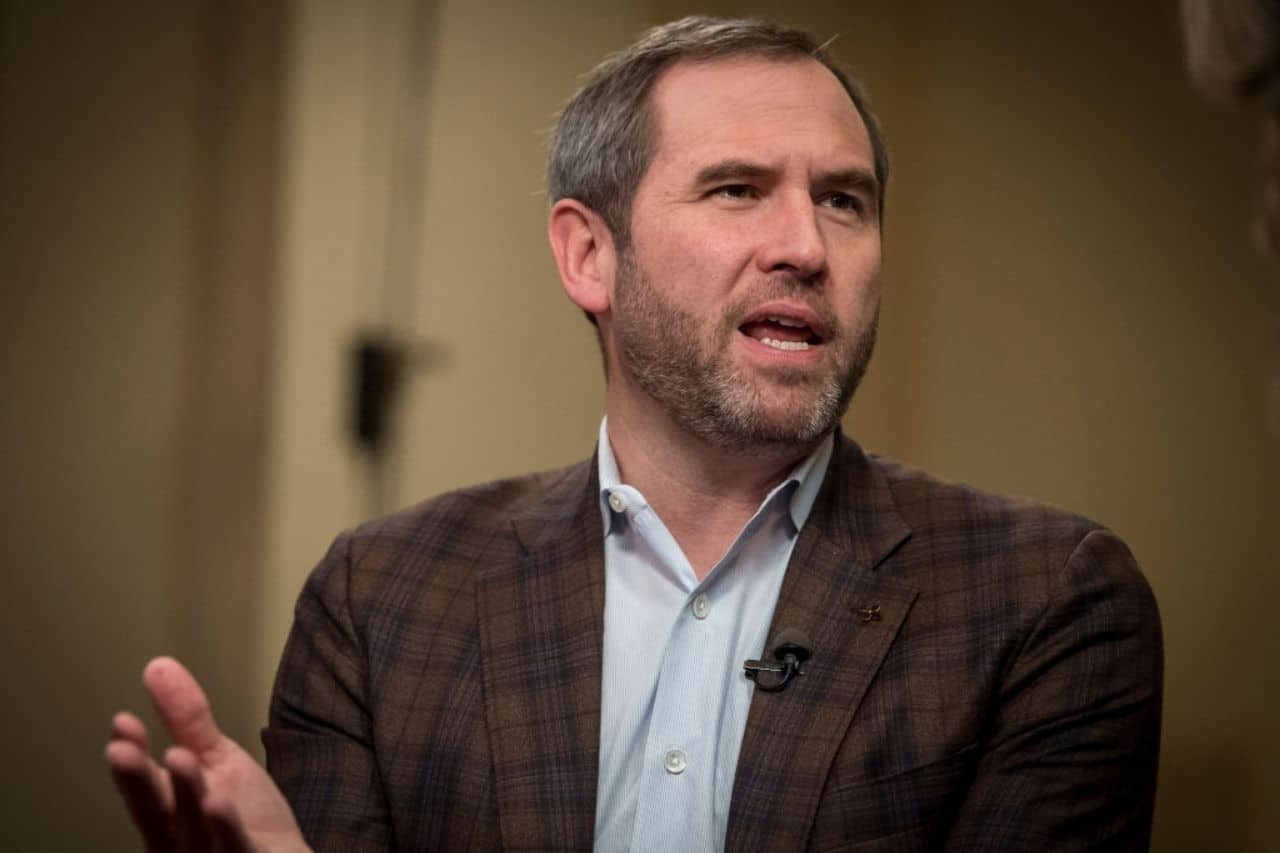 Ripple CEO speaks out against India's plans to ban cryptocurrency trading
