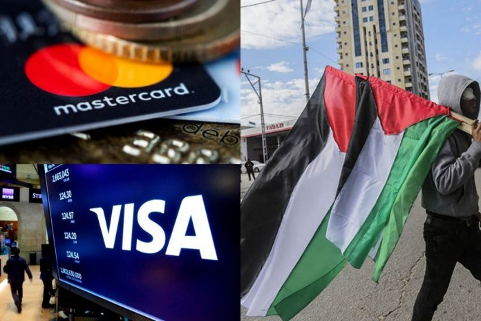 Visa and Mastercard to stop credit services in Palestine after alleged terror links