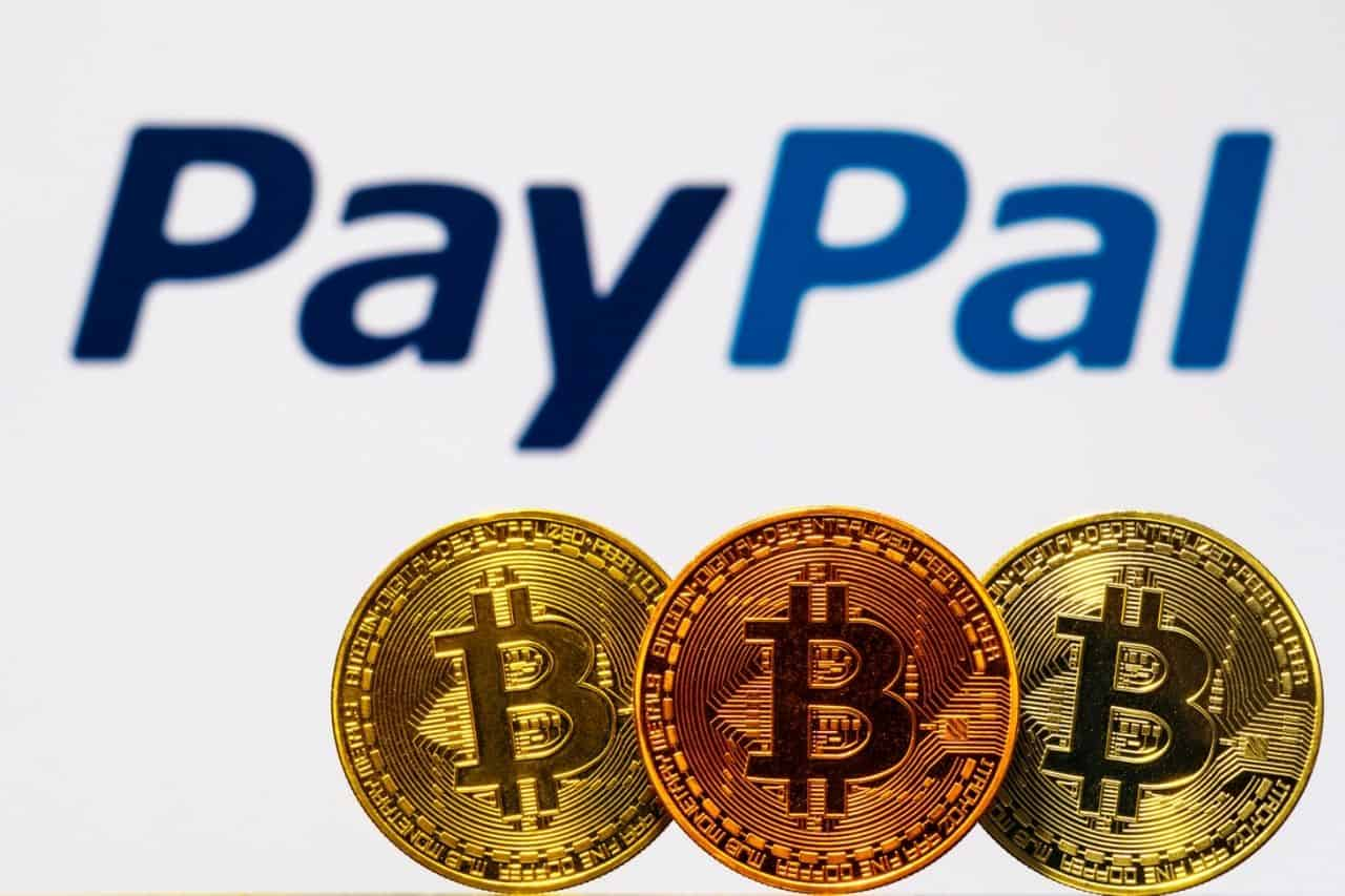 Circle CEO purchases Bitcoins on PayPal