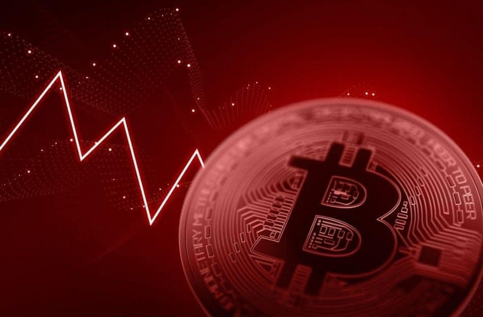 Bitcoin bloodbath: Cryptocurrency market plunges 18% in the last 24 hours