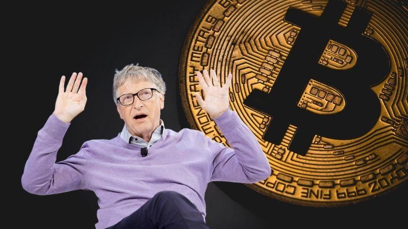 """Bill Gates: """"sería bueno deshacerse de Bitcoin"""""""